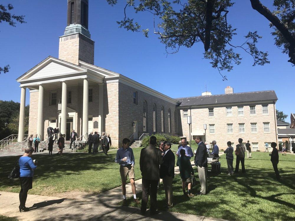 Centennial    Associate Reformed Presbyterian    Church