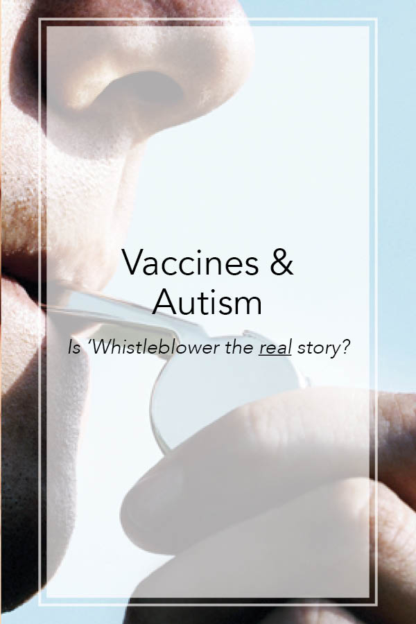Vaccine Whistleblower