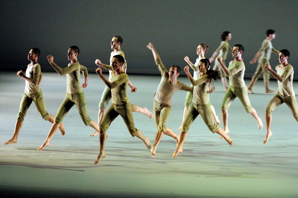 Re-III,  Premier at the   American Dance Festival 2009, Durham Performing Arts Center          Choreography, Concept and Design:  SHEN WEI