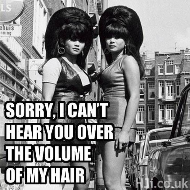 BIG HAIR, DON'T CARE ! DO YOU IN THE NEW YEAR  @chromahairsalon #oldcity #dowhatulovndoitgreat #bighair #phillysalon #salonlife #philly #chromahairsalon #getyourhairdid #hairstyle #volume #bighairdontcare #sorrynotsorry