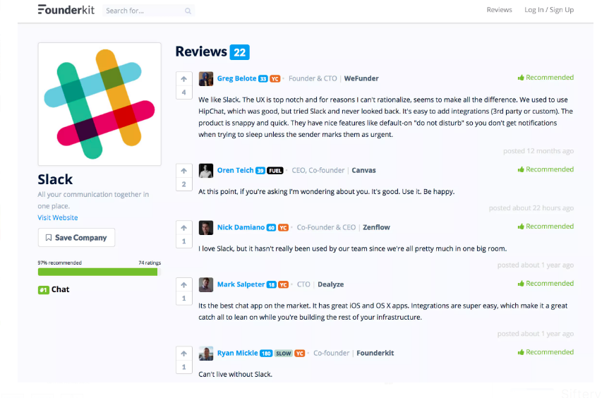 product hunt startup tools