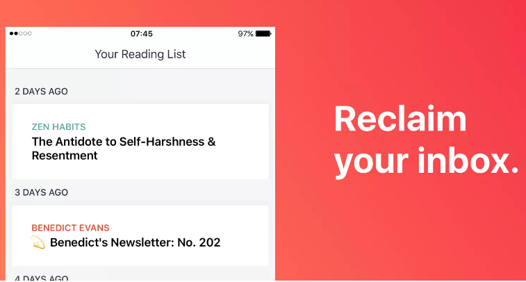 product hunt email newsletters