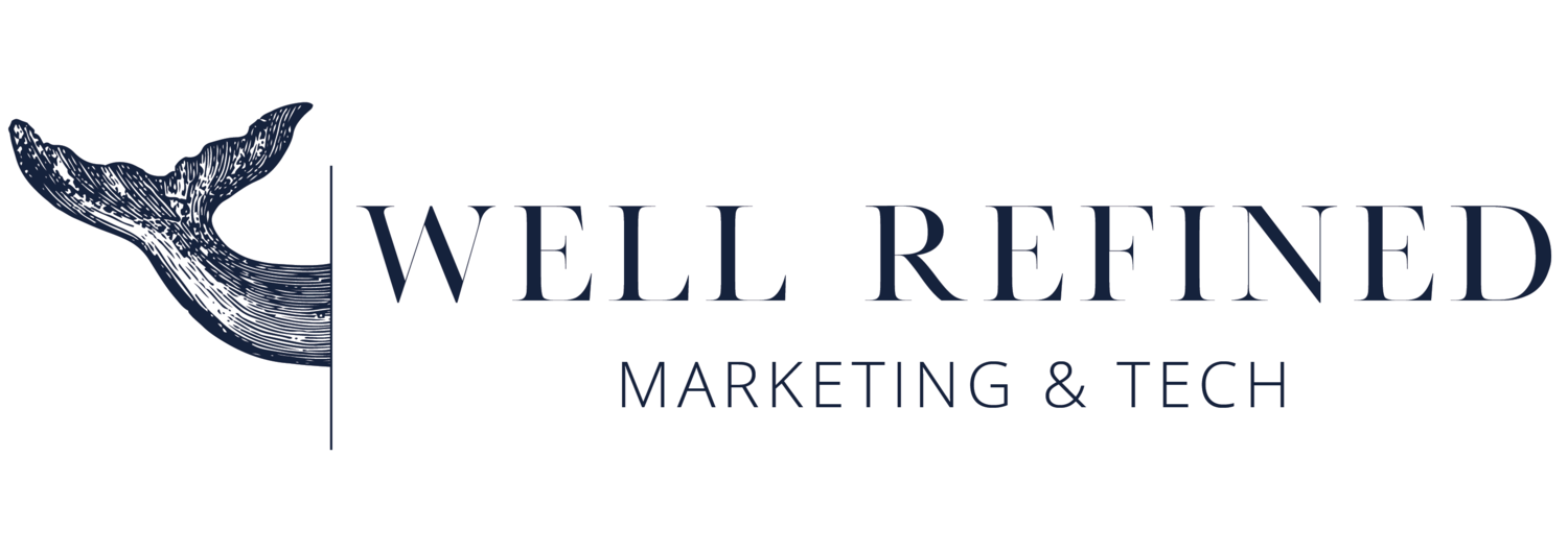 Well Refined l Raleigh Marketing Agency