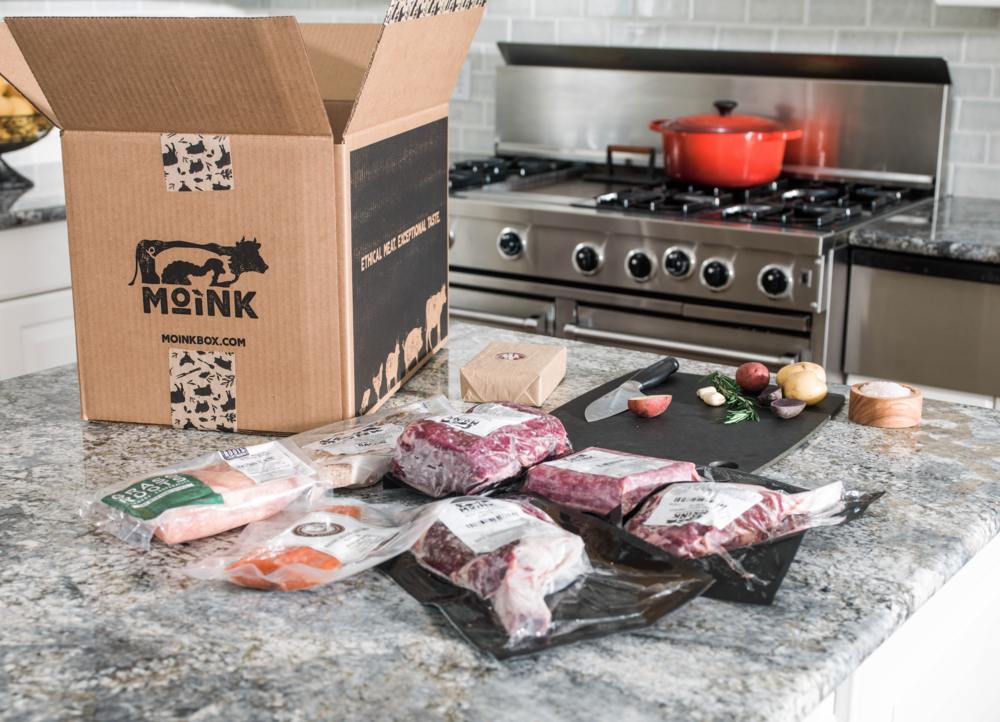 Moink Meat Delivery Service | Well Refined Startup Marketing Agency