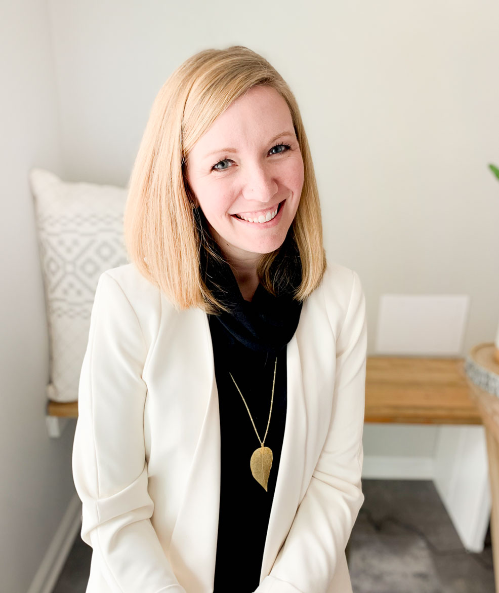 Christy Knutson - Marketing Director + Co-founder