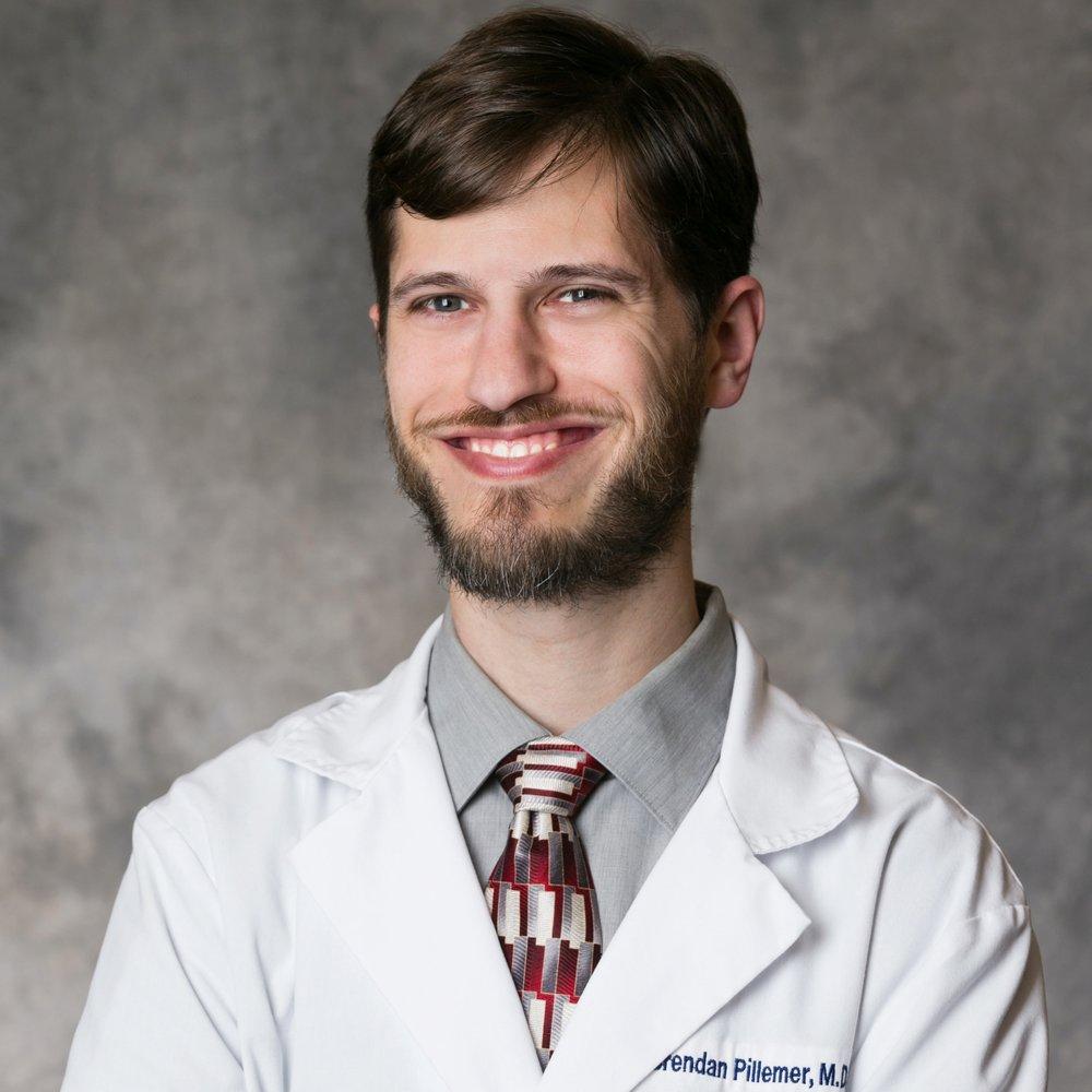 Brendan Pillemer, M.D.