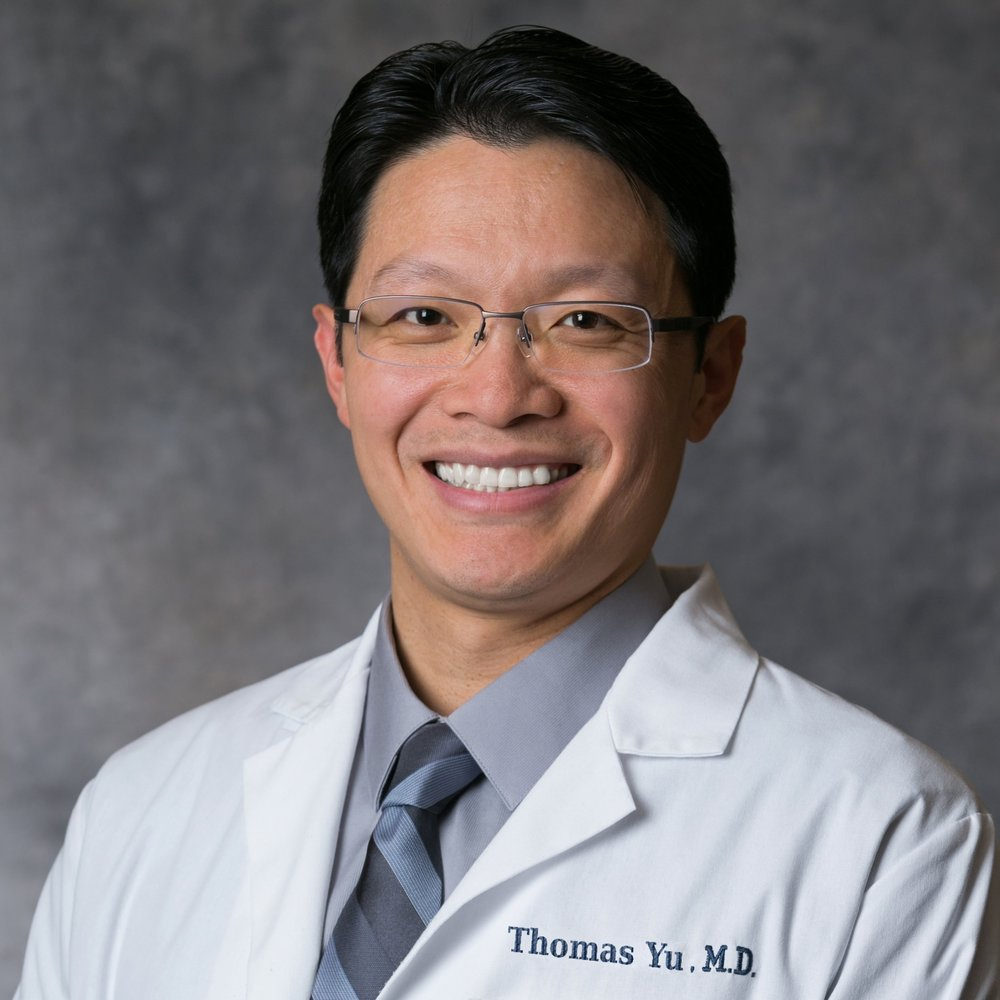 Dr. Thomas Yu, Chief Medical Officer