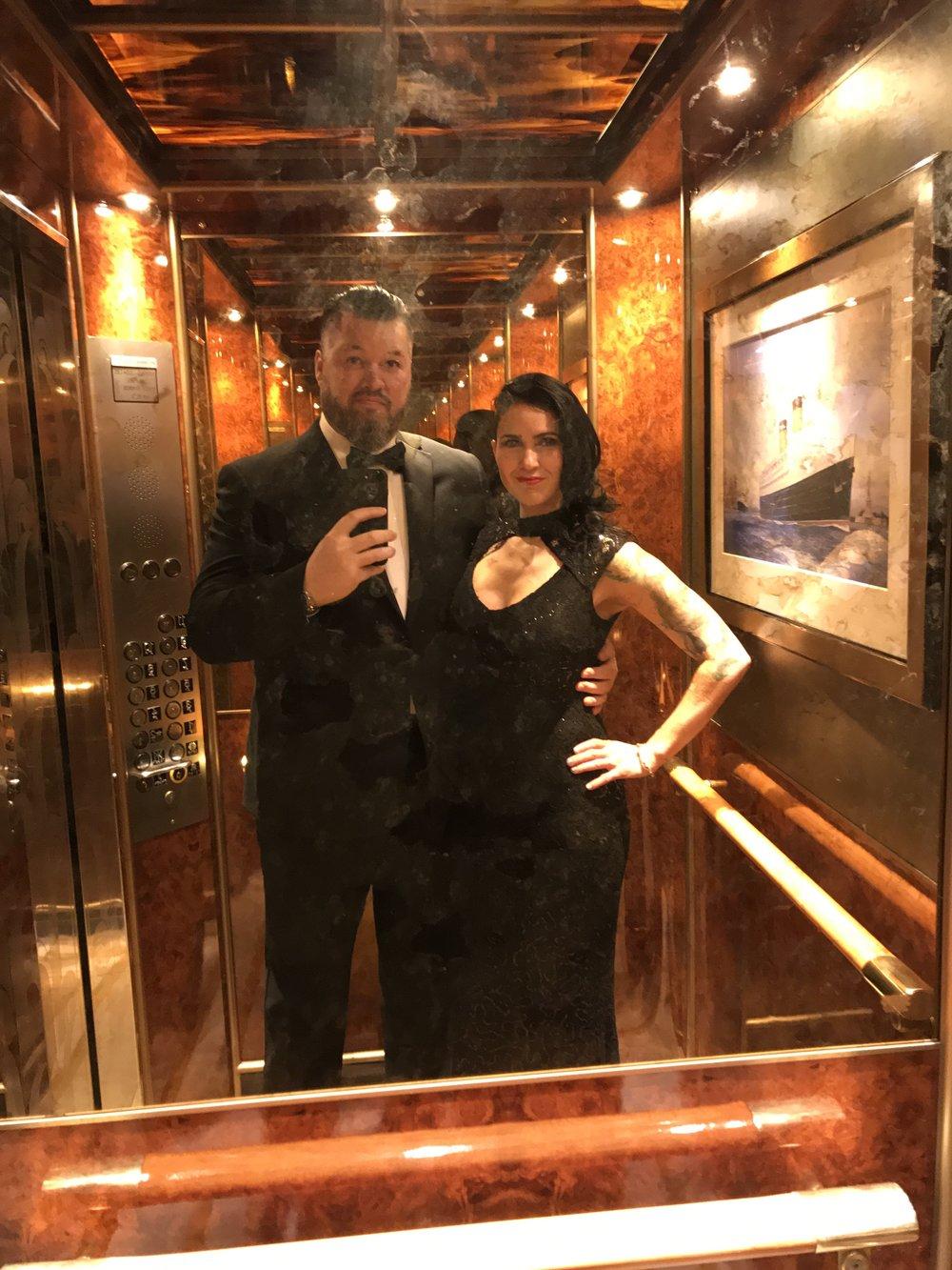 Jenny & Richard Hales