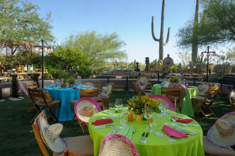 Troon Lawn — Four Seasons Resort Scottsdale Weddings & Events