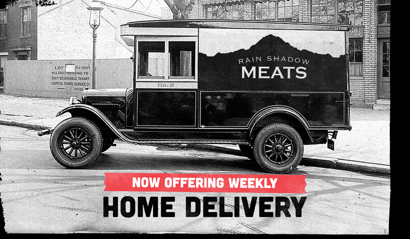 Now offering home delivery