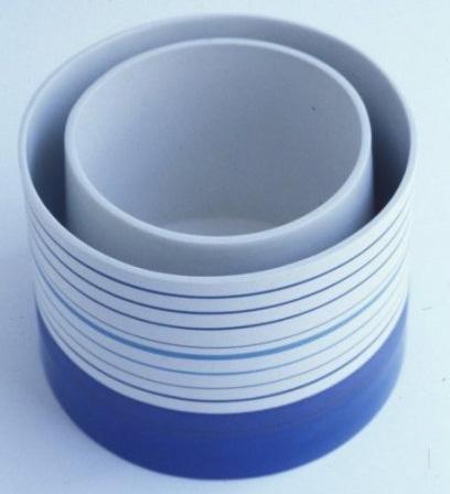 Circular Vase, 1999.