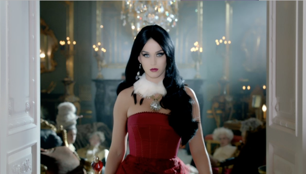 KILLER QUEEN  Katy Perry