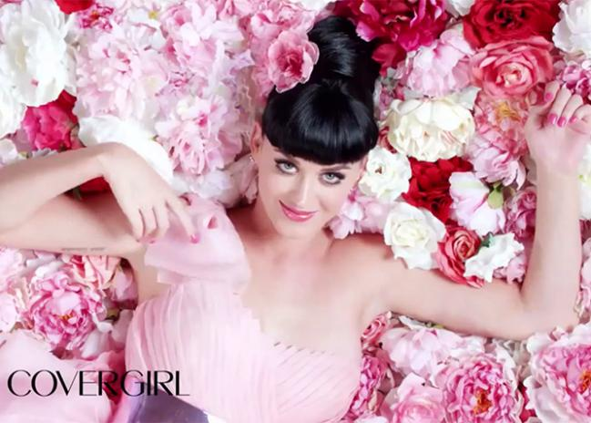 COVER GIRL w/Katy Perry Bloom