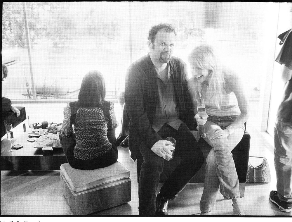 The Anniversary Party - John C Reilly and Gwyneth Paltrow