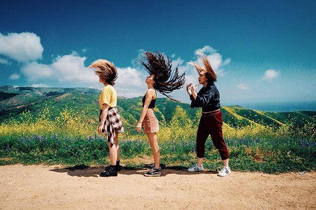 """*jane deer girls """"wildflower"""" plays full blast in the background* 📷: @jasonreeves ✨"""