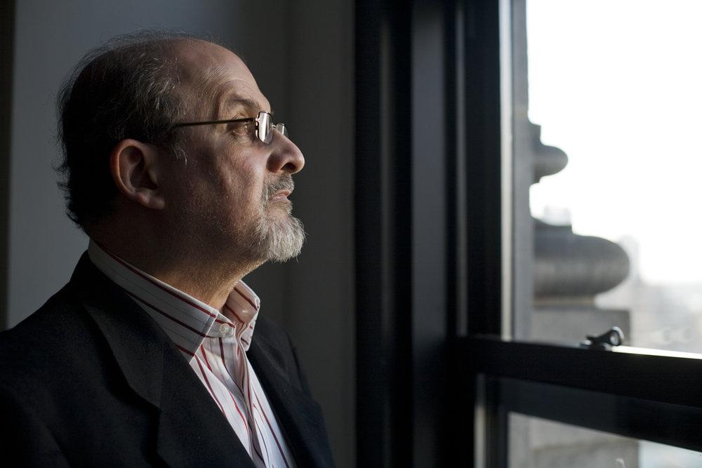 Salman Rushdie,