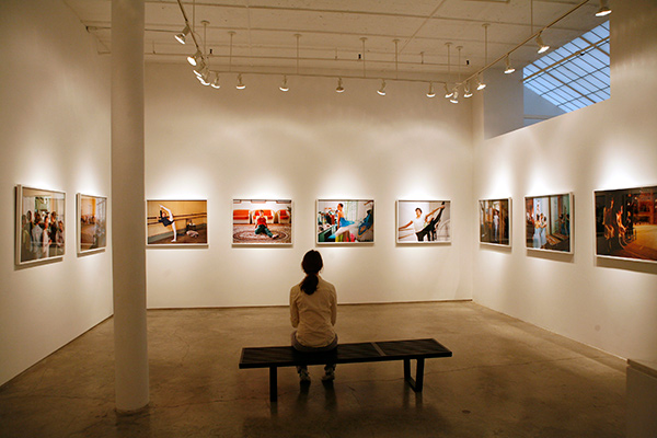 Desperately Perfect exhibition at ClampArt Gallery in New York City, February, 2009
