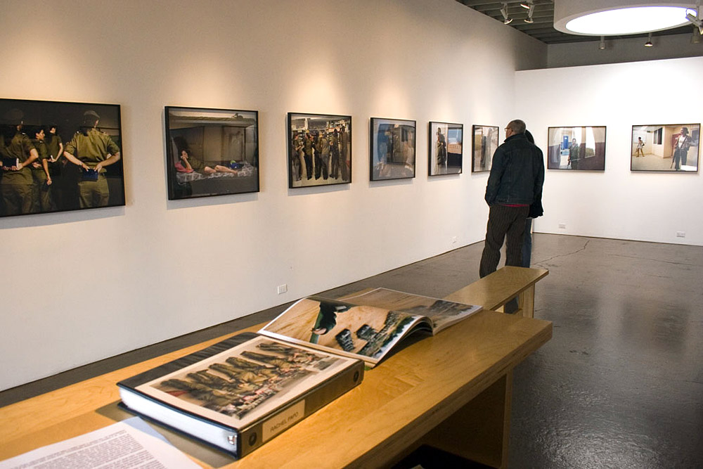 Serial No. 3817131 exhibition at Kopeikin Gallery in Los Angeles, March, 2006