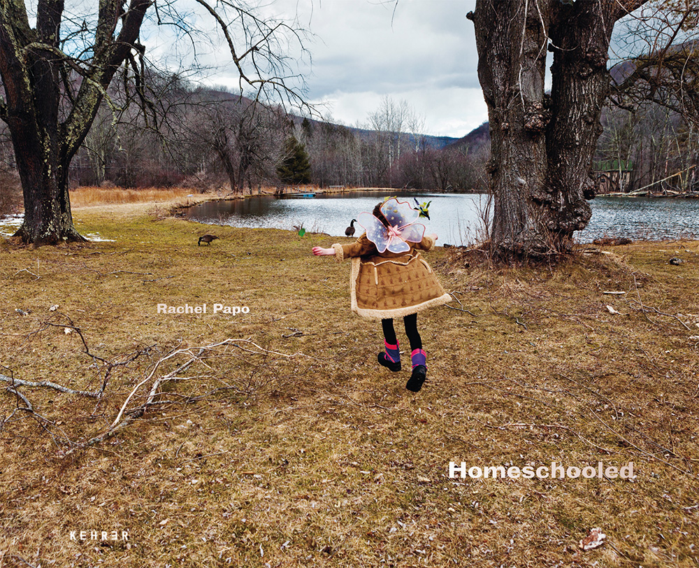 "BUY NOW Order a signed copy of Homeschooled Published by Kehrer Verlag, 2016 Hardcover / 9.5"" x 11"" 128 pages / 82 color images"