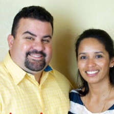 Pastor Edgar & Claudia Rivera   FMD District Youth Directors