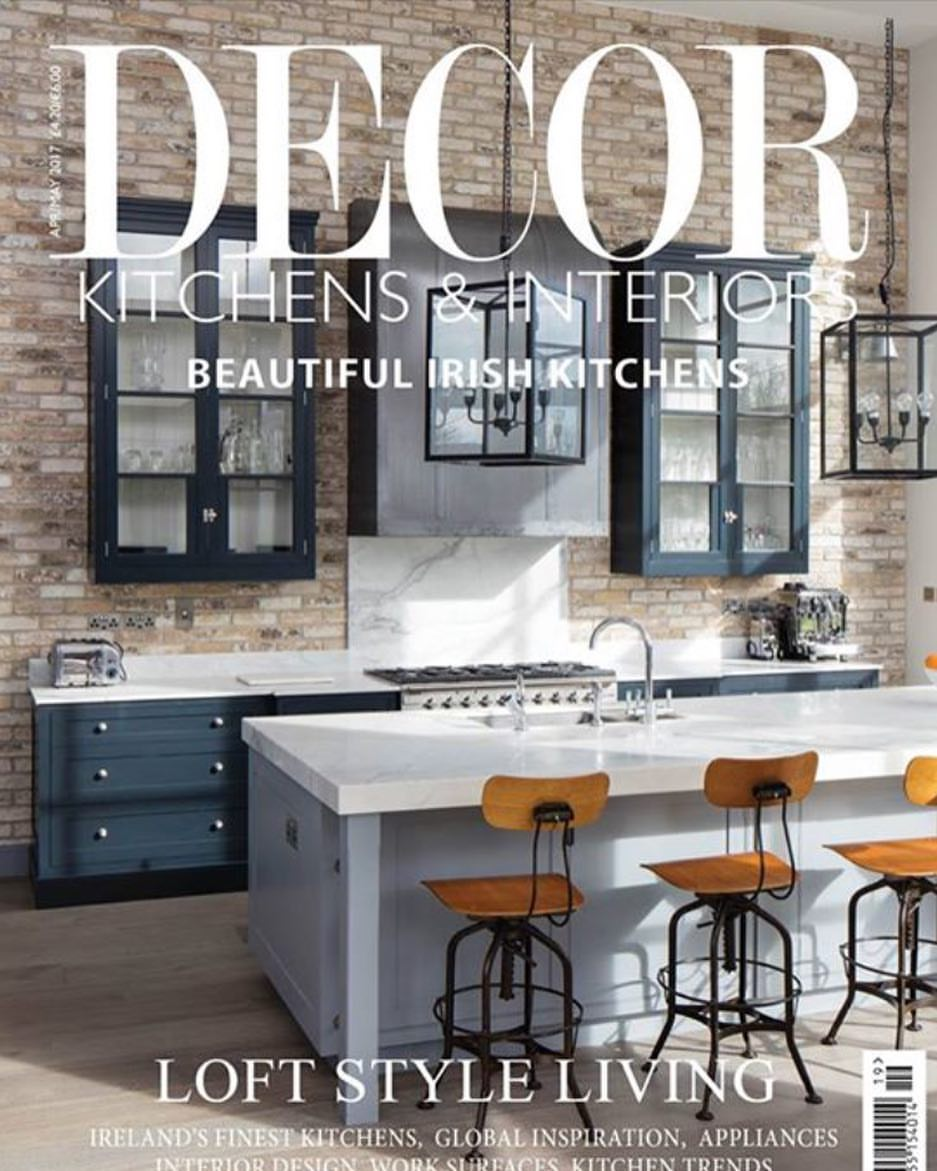 Decor Kitchens & Interiors April 2017 Issue