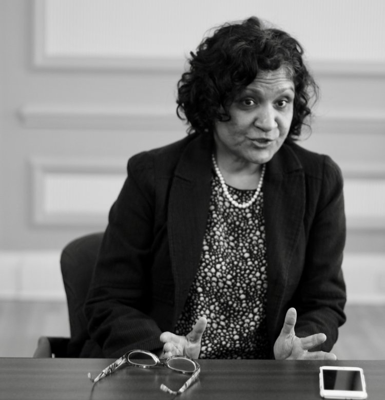 Prof. Nandini Ramanujam,Executive Director and Director of Programs of the Centre for Human Rights and Legal Pluralism at McGill University's Faculty of Law