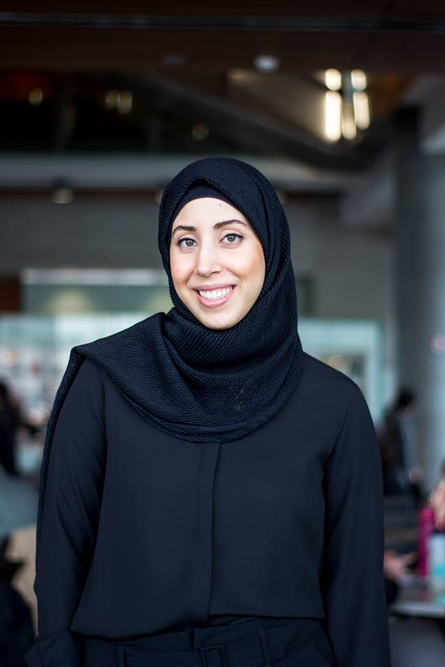 Zaynab Al-Waadh, National Forum Co-Lead 2017-2018