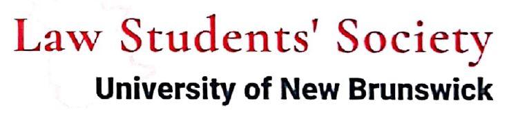 Law Student's Society - University of New Brunswick