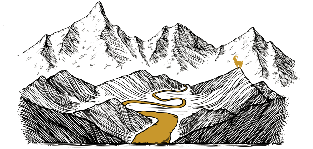 Mountain Road and Goat.png