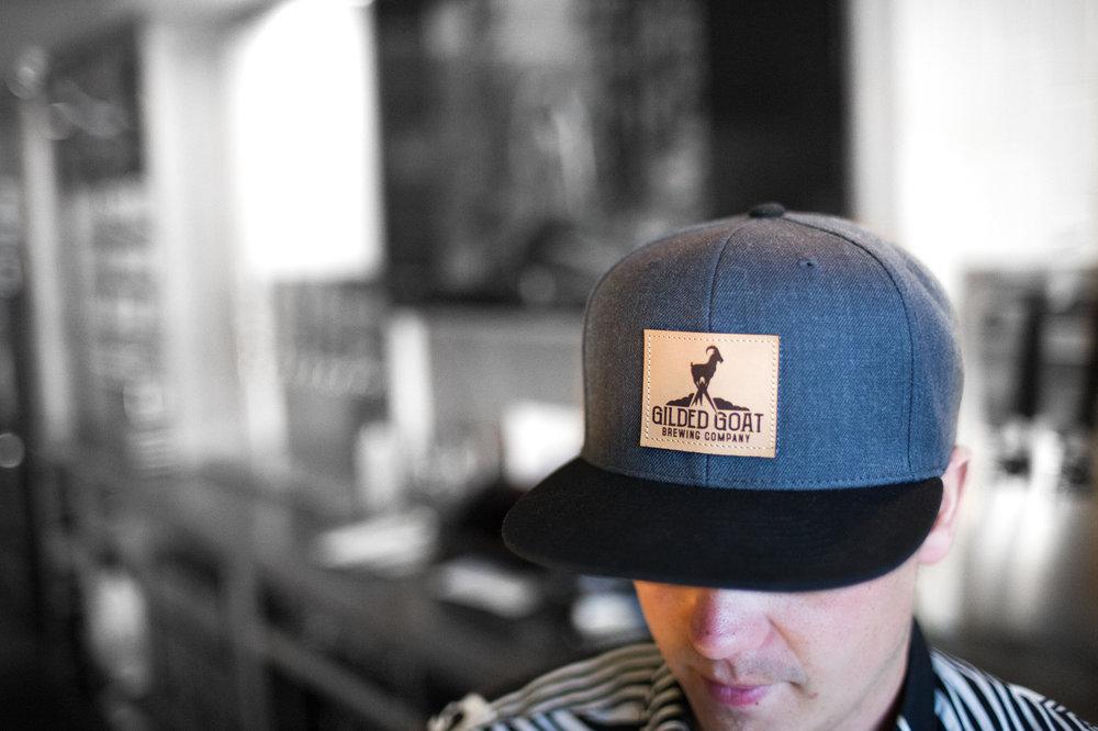 5-PANEL HAT - $25