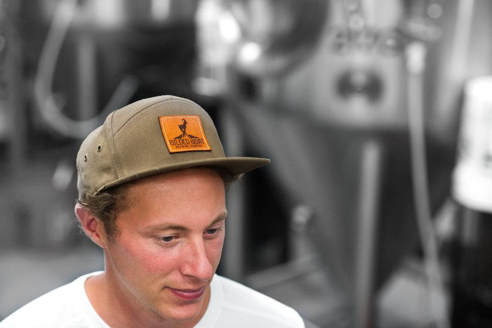 6-PANEL HAT - $25