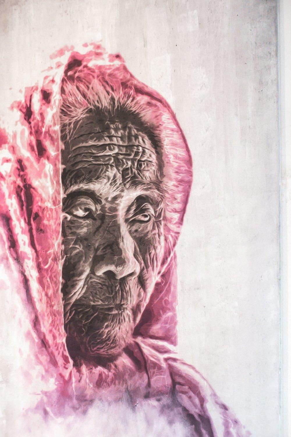 100 sebastian eismann handcut stencil art