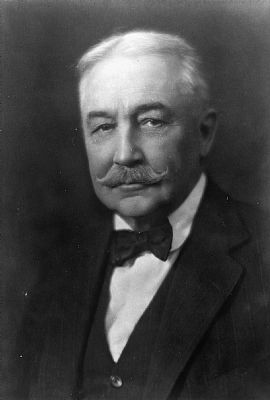 John C. Osgood - once ranked in the top Robber Barons in the U.S. He had extensive interests in railroads and coal and, at one time, ran Colorado Fuel & Iron and owned the majority of the stock.