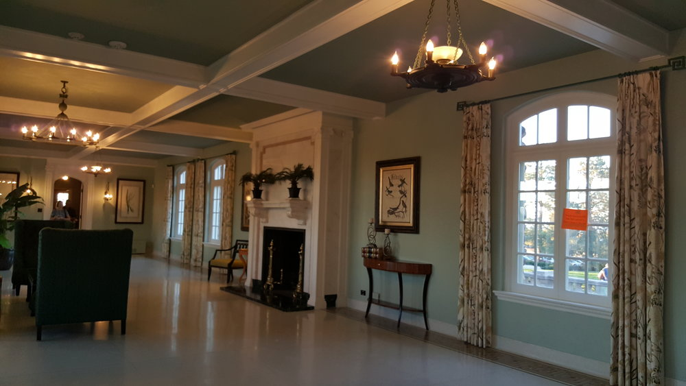 The Ballroom at Highlands Ranch Mansion. Photo: Michelle Tebow
