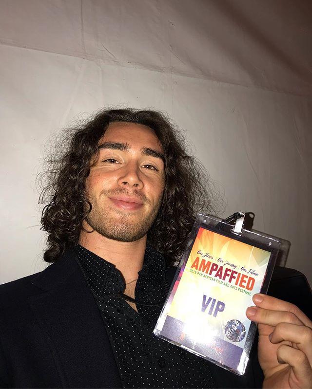 VIP yuuppppp. #grateful 😆 @paffnow