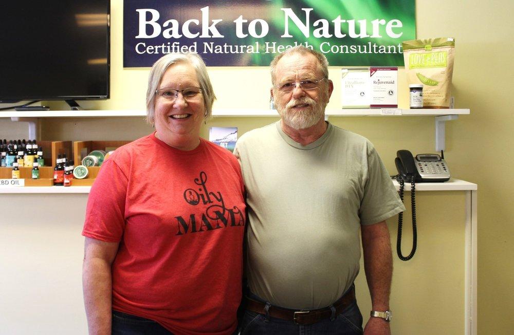 Doug and Cathy McMurphy