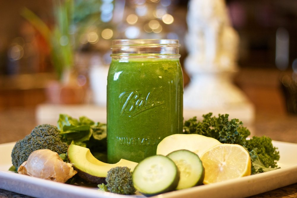 Love Cucumbers - Try Our Green Detox Smoothie  -