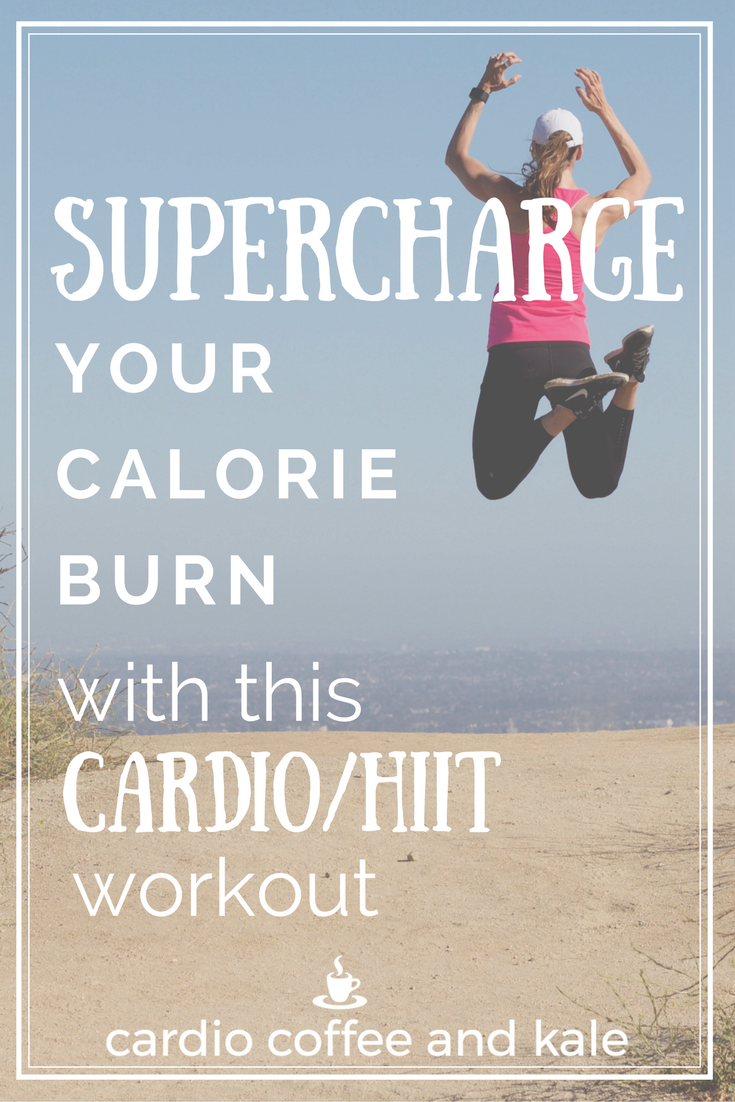 supercharge your calorie burn