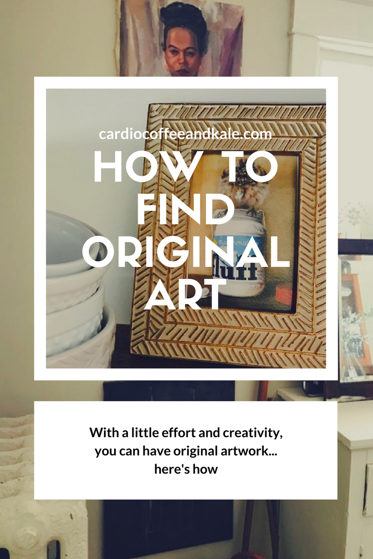 how to find original art