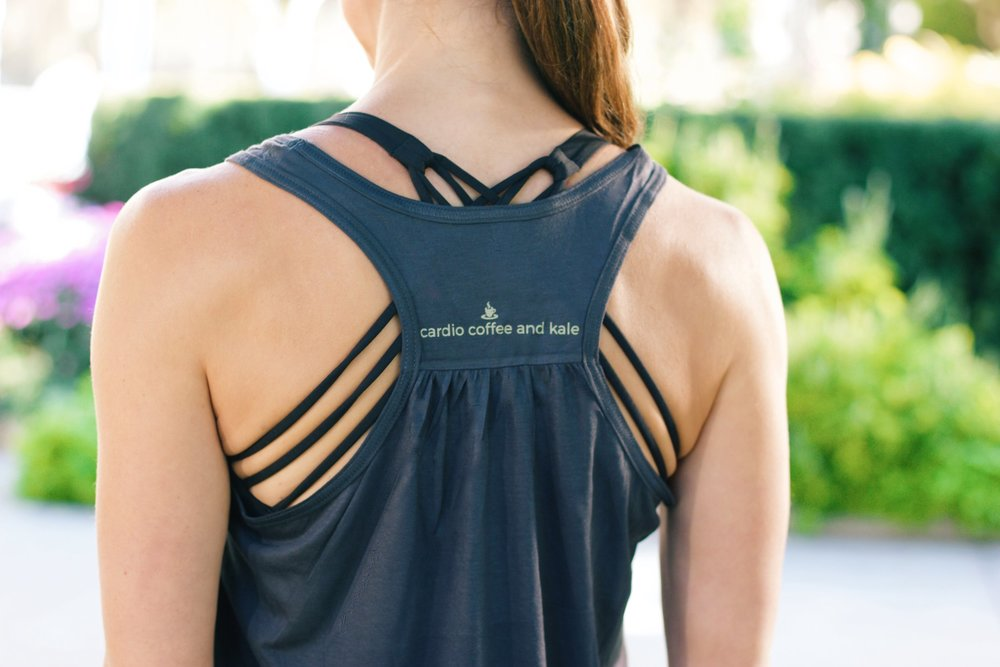 Check out our new apparel perfect for working out or heading to lunch with friends! -