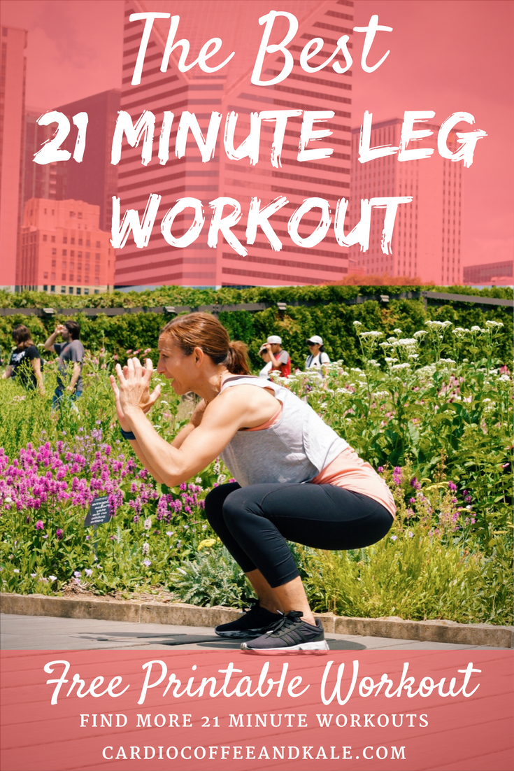 Short on time?  This 21 minute workout is the perfect lower body, fat burning circuit!  .png