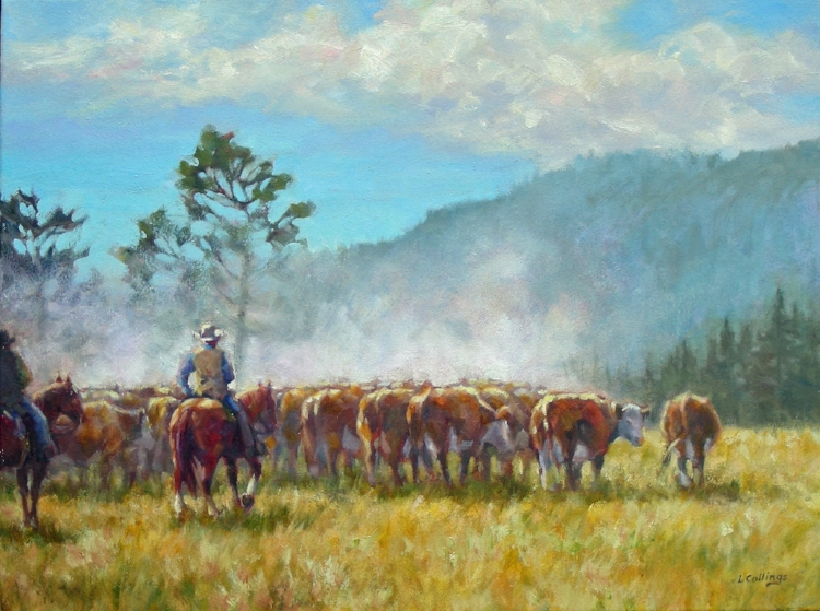 Cattle Drive II