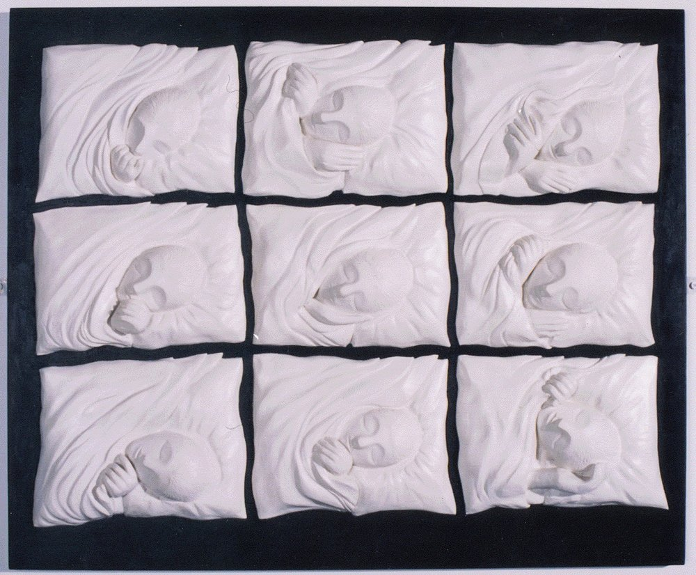 Sleeping Heads, 2003