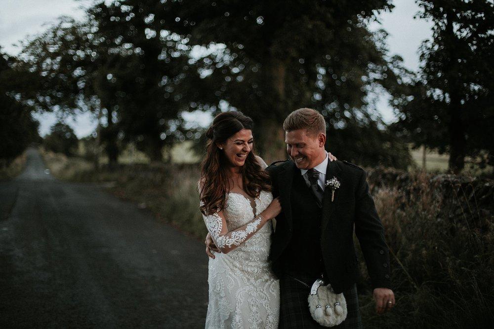 Marc & Joan | Glenskirlie Castle