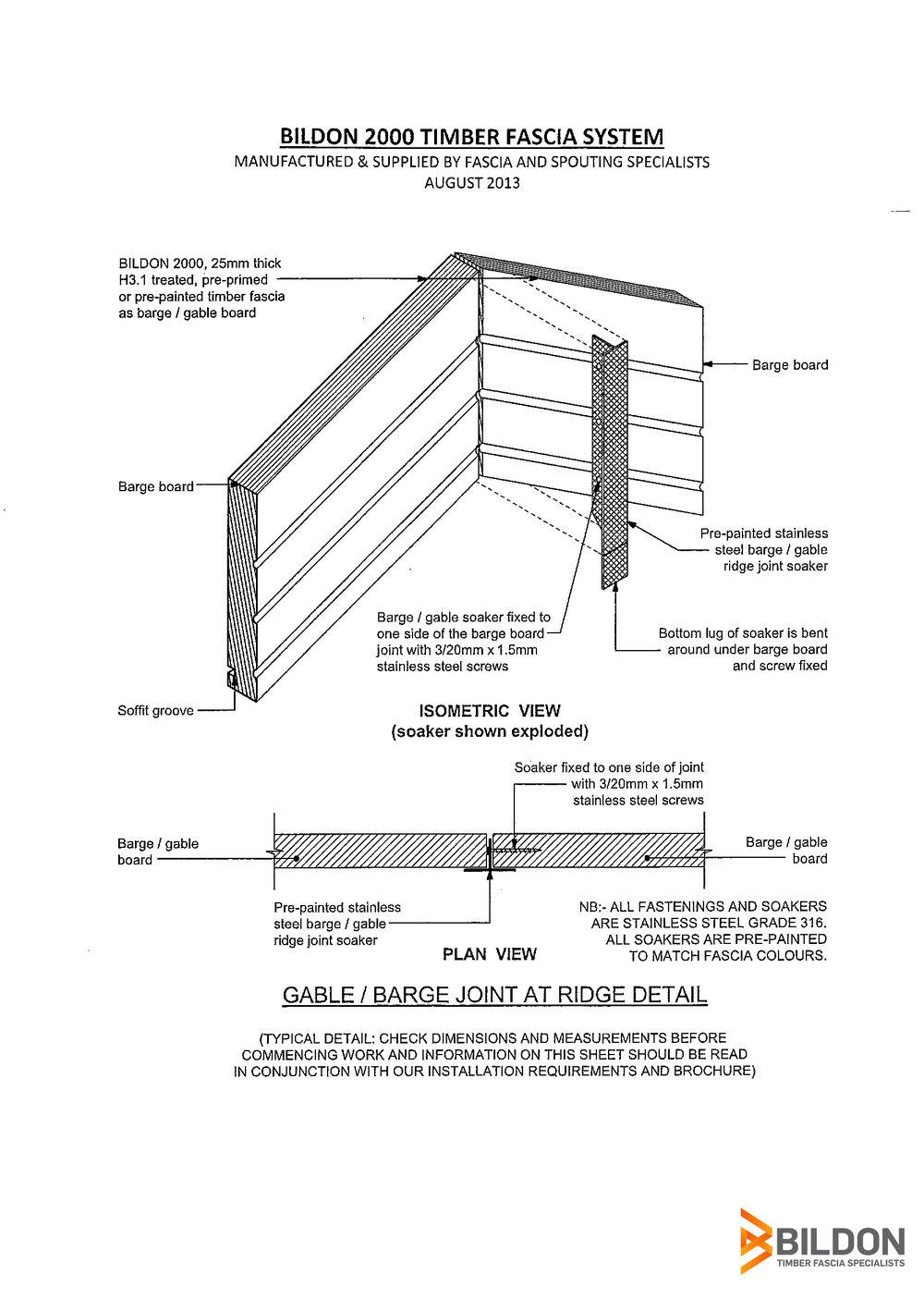Gable:Barge Joint at Ridge Detail.jpg