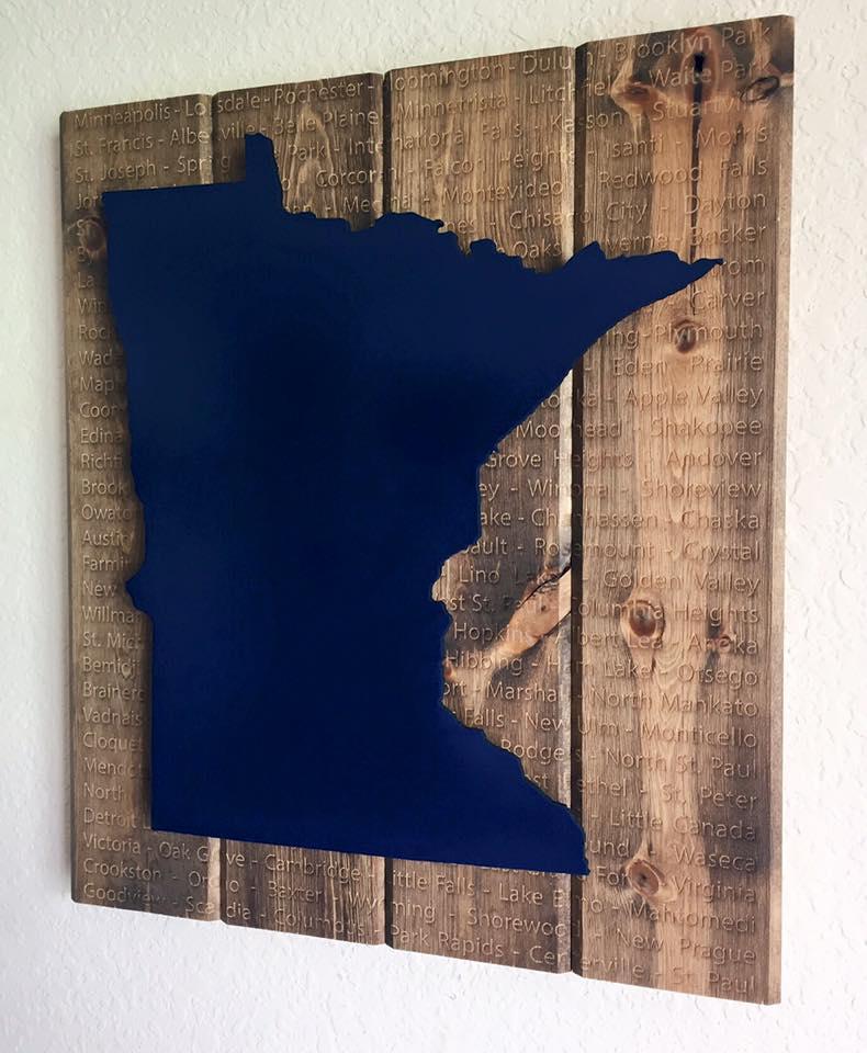 Minnesota & Cities