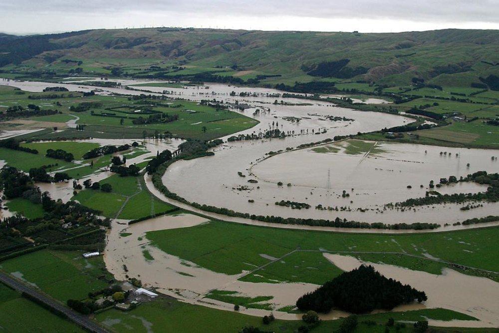 Manawatu floods in 2004