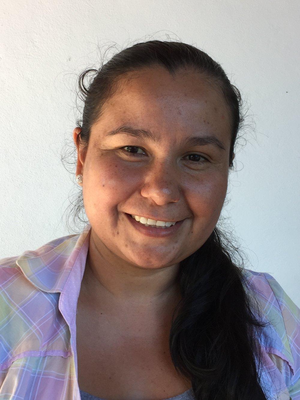 Norma Gavilán - Social Worker