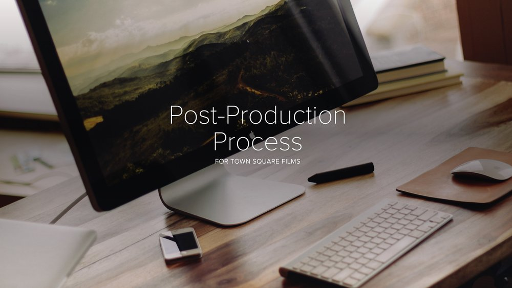 PostProductionProcess