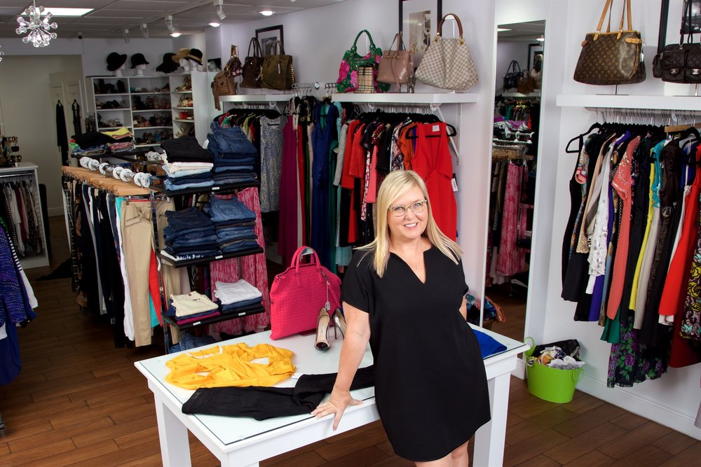 Carey's Karma Closet - Designer Label Consignment Boutique